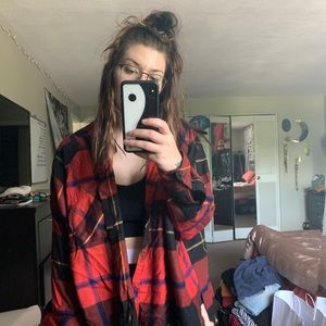 Urban outfitters Brennan flannel size small